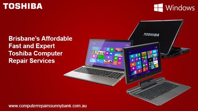 Toshiba Computer Repairs Sunnybank
